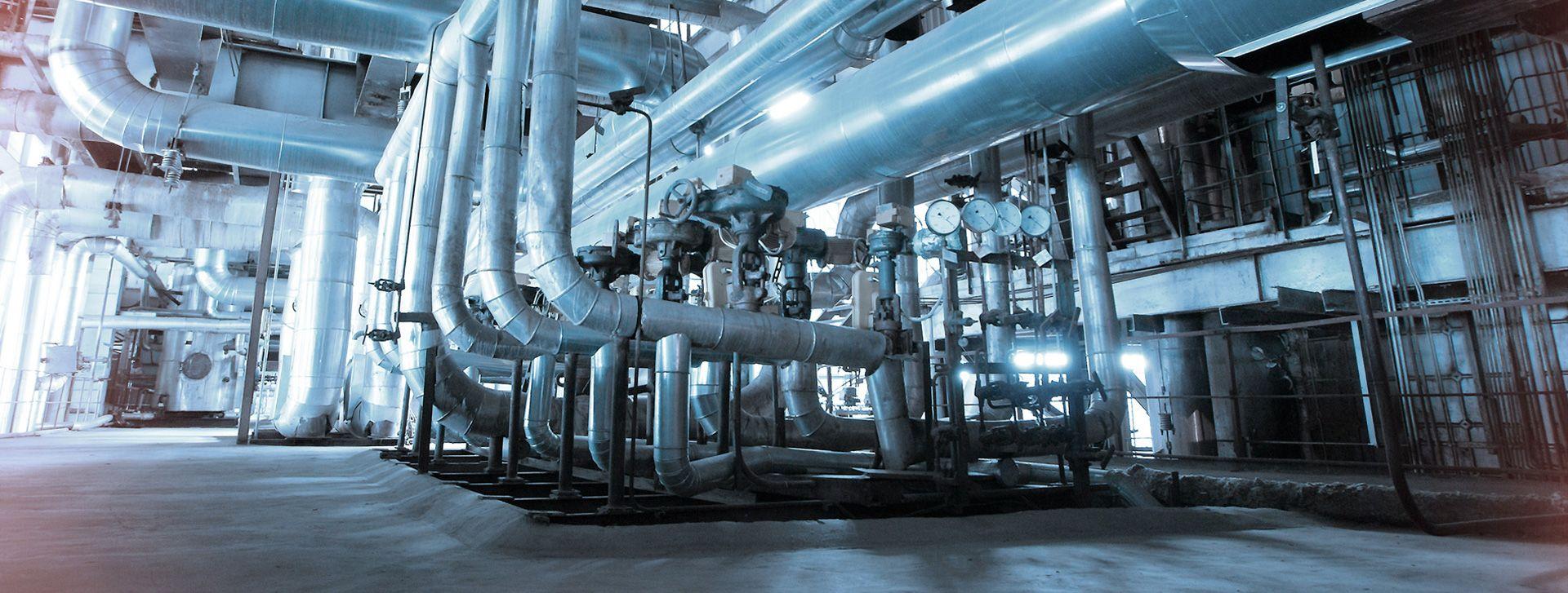 Montage und Reparaturdienstleisungen in Industrie und Energiebranche